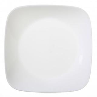 Corelle® Square™ Pure White 22,9 cm Farfurie