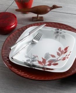 Serviciu de masă , Farfurii în set 16 piese- Corelle® Kyoto Leaves