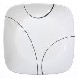Farfurie întinsă 22.75 cm-Corelle® Simple Lines