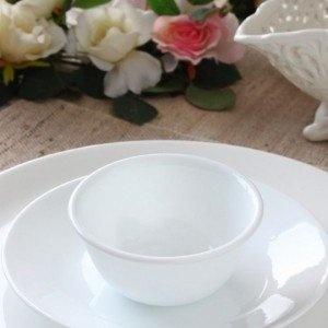 Serviciu de masă , Farfurii în set 12 piese-Corelle® Winter Frost White