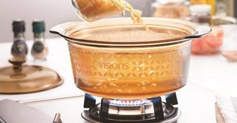 Visions® Oale , Cratițe Termorezistente pentru  gătit