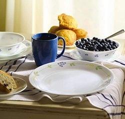 Serviciu de masă , Farfurii în set 16 piese-Corelle® Secret Gardens