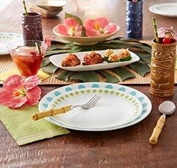 Serviciu de masă , Farfurii în set 16 piese- Corelle® South Beach