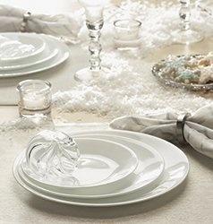 Serviciu de masă , Farfurii în set 16 piese-Corelle® Winter Frost White