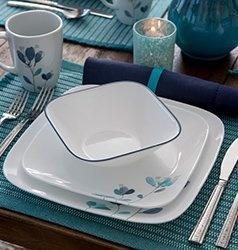 Serviciu de masă , Farfurii în set 16 piese-Corelle® Dalena