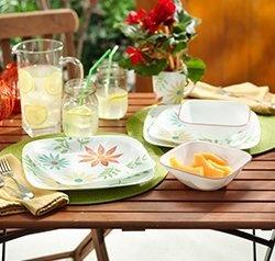 Serviciu de masă , Farfurii în set 16 piese-Corelle® Happy Days