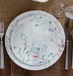 Serviciu de masă , Farfurii în set 12 piese-Corelle® Monteverde