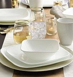 Serviciu de masă , Farfurii în set 16 piese-Corelle® SOL