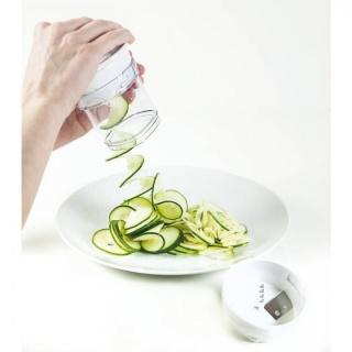 Spiralizator de legume cu doua lame inox 18/10- Paderno