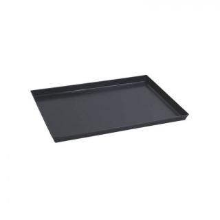 Tavă de copt rectangulară metal albastru 40 cm-Paderno