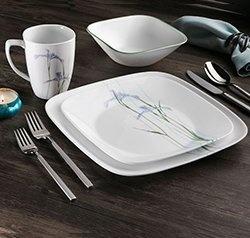 Serviciu de masă , Farfurii în set 16 piese -Corelle® Shadow Iris