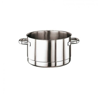 Steamer cu fundul perforat Inox 18/10 - Paderno GRAND GOURMET SERIES 1100
