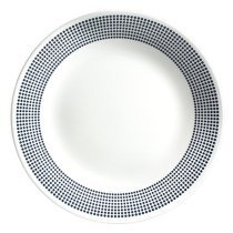 Farfurie întinsă 28 cm -Corelle® Bayside Dots- Acvamarin