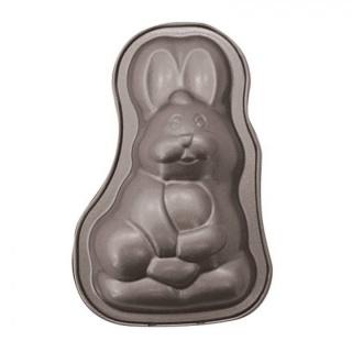 Formă figurină Iepure din ciocolată-Non-stick-Paderno