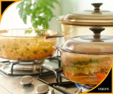 Vase de gătit Visions® Standard
