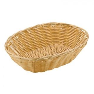 Coș de pâine oval polyratan-Paderno