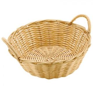Coș de pâine cu mânere  polyratan-Paderno