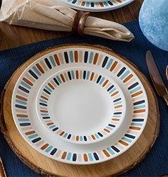 Serviciu de masă , Farfurii în set 16 piese-Corelle® Payden