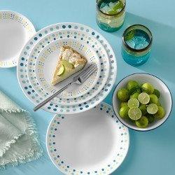 Serviciu de masă , Farfurii în set 16 piese-Corelle® Key West