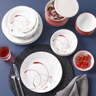 Serviciu de masă , Farfurii în set 66 piese-Corelle® Splendor