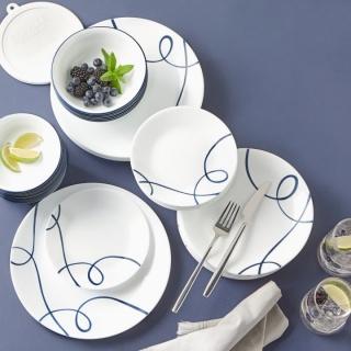 Serviciu de masă , Farfurii în set 66 piese-Corelle® Lia