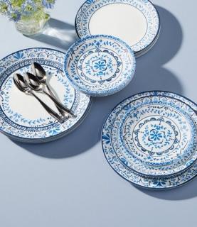 Serviciu de masă , Farfurii în set 18 piese-Corelle® Portofino