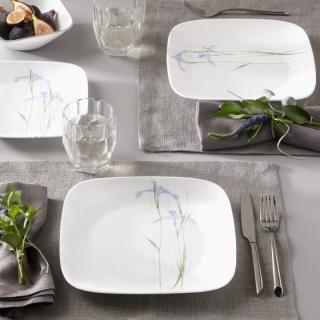 Serviciu de masă , Farfurii în set 18 piese -Corelle® Shadow Iris