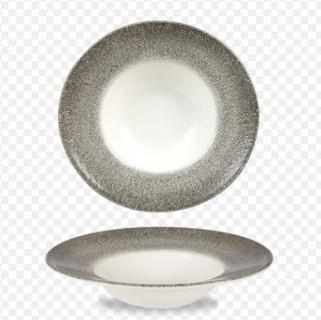 Farfurie adâncă Pasta/ Risotto Churchill Raku 284mL