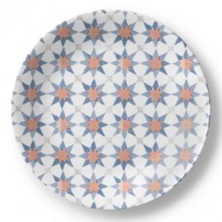 Farfurie întinsă 22 cm-Corelle® Amalfi Azul