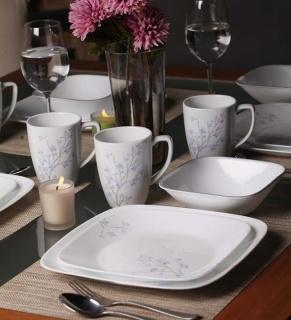 Serviciu de masă , Farfurii în set 16 piese-Corelle® Jacaranda