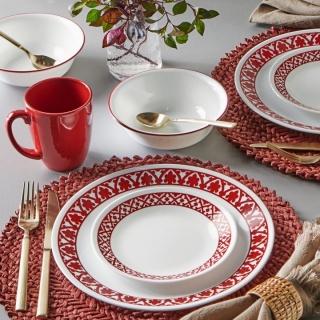 Serviciu de masă , Farfurii în set 16 piese-Corelle® Venetian