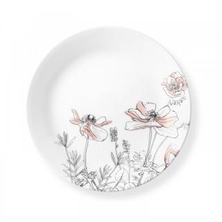 Farfurie întinsă 26 cm-Corelle® Poppy Print