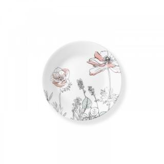 Farfurie Aperitiv-Desert 17 cm-Corelle® Poppy Print
