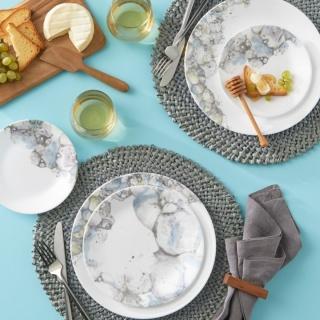 Serviciu de masă , Farfurii în set 18 piese-Corelle® Lumos